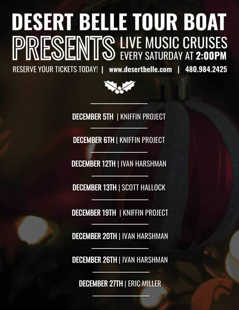 2020 December Music Flyer