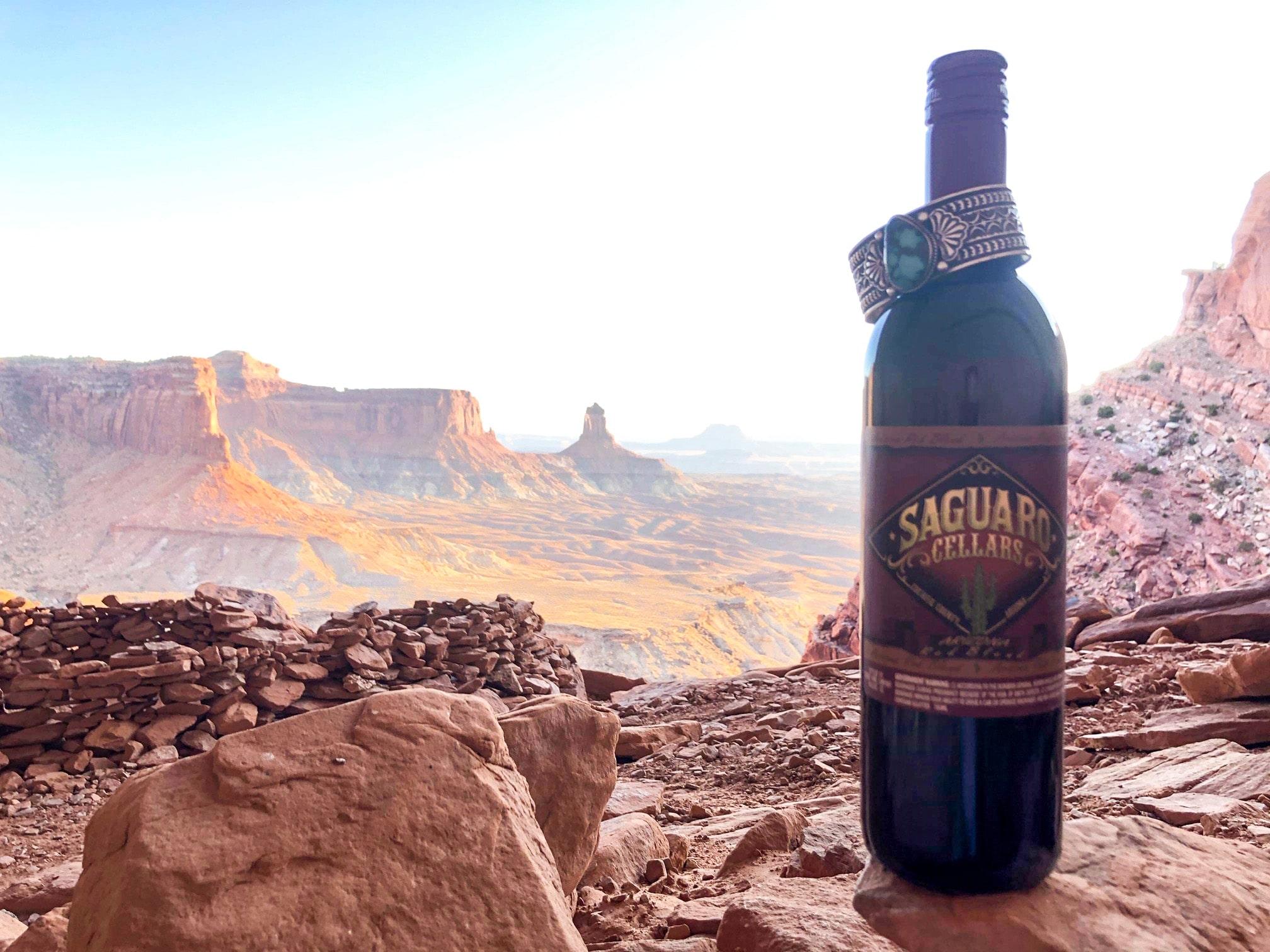 Wine Crusie - Saguaro Cellars
