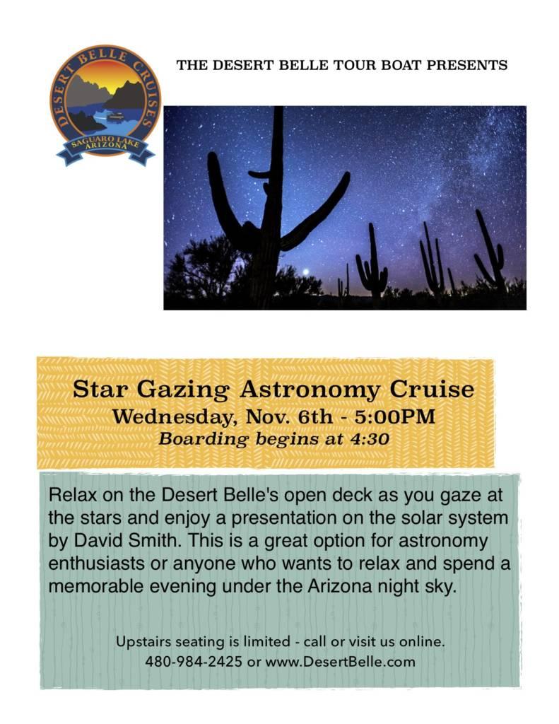 Astronomy Cruise November 2019